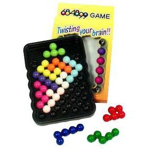 【龍博士動腦遊戲】3D立體彩球密碼