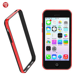 Moletron ★ FARVE for iPhone 5c 手機保護框 (紅)