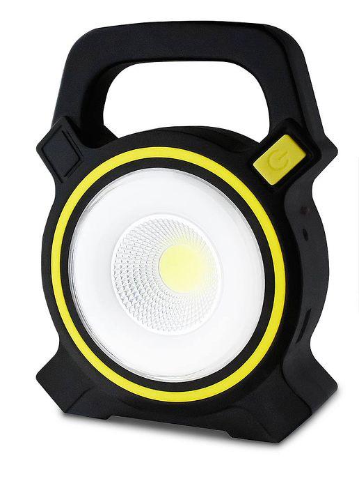 手提式太陽能充電探照燈 工作燈 露營燈 usb充電《特賣》