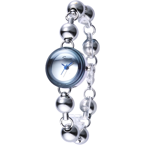 Sense 夢幻水晶球珠鍊錶