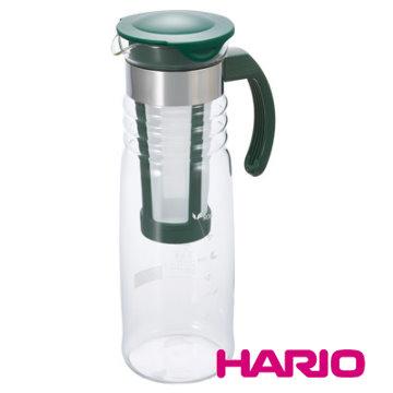 【HARIO】深綠苗冷泡茶壼1200ml / HCC-12DG
