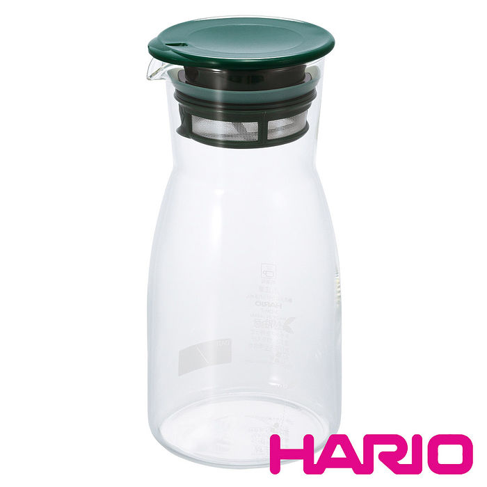 【HARIO】深綠苗迷你冷泡壺 MDM-7DG