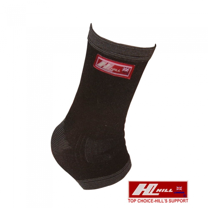 【HILL】肢體護具/未滅菌-透氣針織護腳踝-2入(S-23)