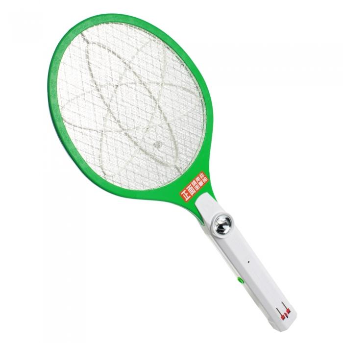 【KINYO】小黑蚊充電式捕蚊拍(CM-2222)