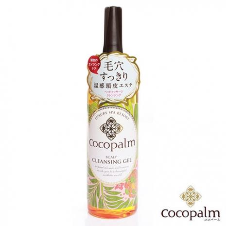 SARAYA日本原裝新款cocopalm溫感頭皮按摩凝膠150ml