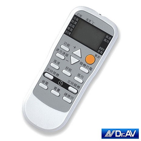 【Dr.AV】東元/艾普頓/吉普生冷氣遙控器/變頻款(AR-TC609)