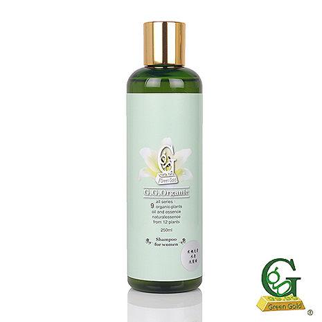 【綠色黃金工坊】強健髮根水皂洗髮精250ml(GG18)