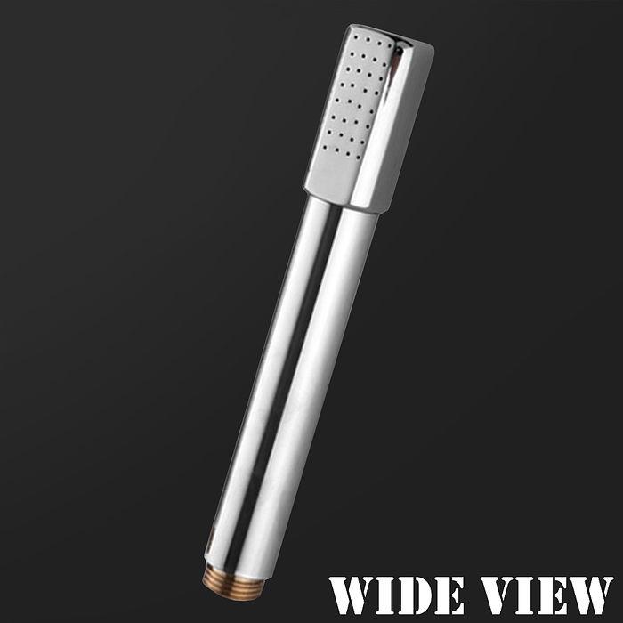 【WIDE VIEW】全銅鑄造防鏽方形蓮蓬頭(US-SH01)