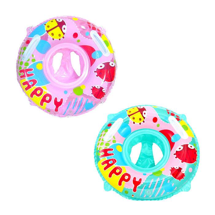 【WEKO】24吋兒童可愛瓢蟲座圈1入(WE-2401)