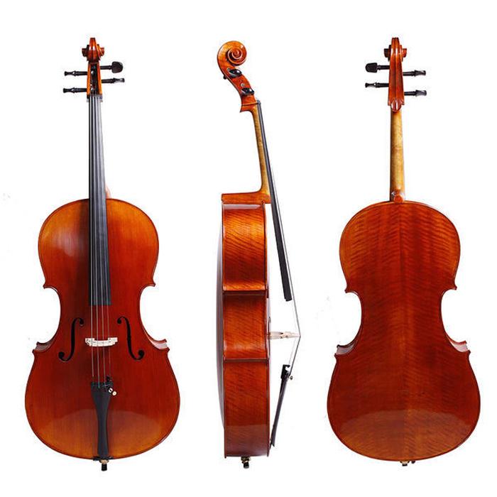 【SANDNER】法蘭山德 TV-24 高品質小提琴 學生頂級演奏款套組(TV24)