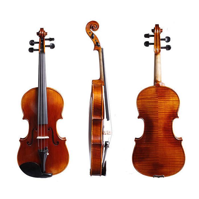 【SANDNER】法蘭山德 TV-26 高品質小提琴 進階頂級套裝組(TV26)-戶外.婦幼.食品保健-myfone購物