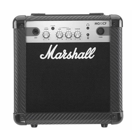 【Marshall】英國品牌 10W電吉他音箱/擴大機 原廠公司貨 (MG10CF)