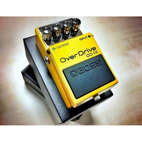 2014最新【BOSS】OverDrive OD-1X效果器『贈短導線』