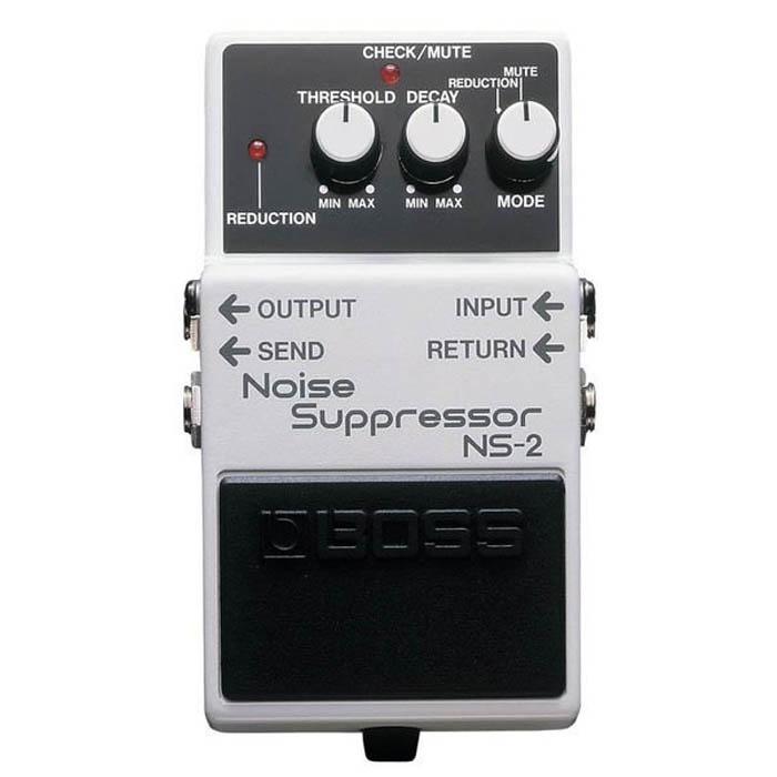 【BOSS】NS-2 Noise Suppressor 雜音抑製器(NS2)'原廠公司貨 現貨供應'