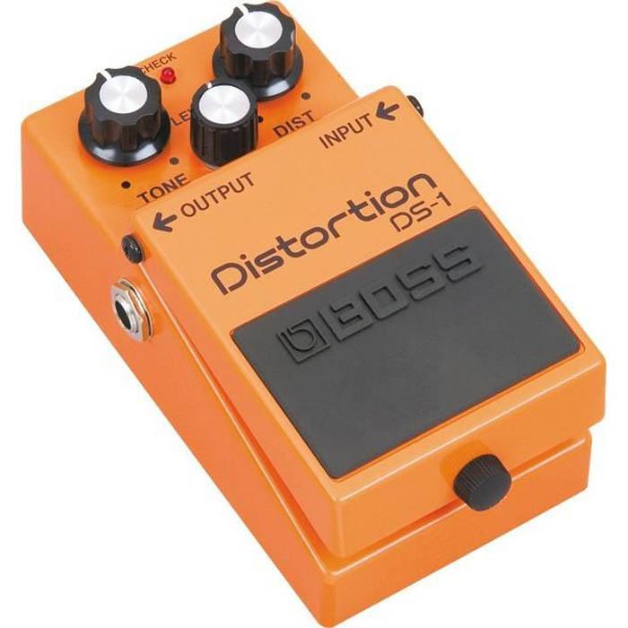 【BOSS】DS-1 Distortion 電吉他 破音 過載效果器(DS1)'原廠公司貨 現貨供應'