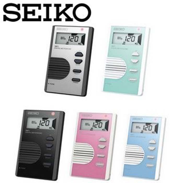 【SEIKO】DM-71 液晶顯示名片型 電子節拍器(DM71)