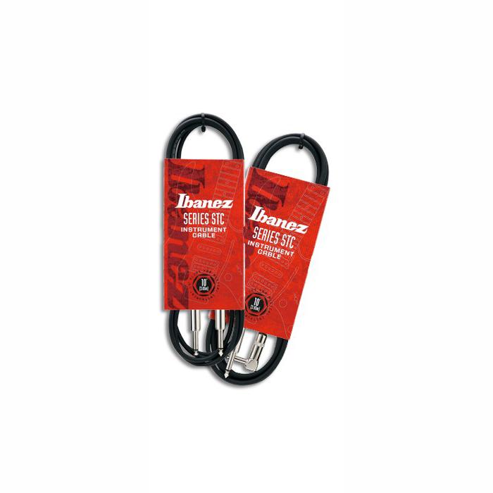 【Ibanez】知名大廠 STC-10 雙直頭 高品質導線(STC10)