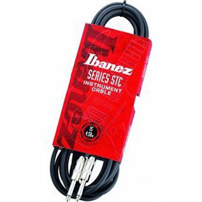 【Ibanez】知名大廠 STC-15 雙直頭 高品質導線(STC15)