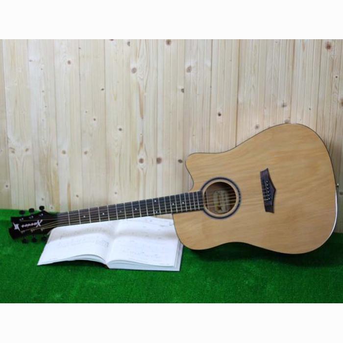 【Xavier】賽維爾 GDN-20C 木吉他/民謠吉他 標準D桶身(GDN20C)【共五色可選】漸層色