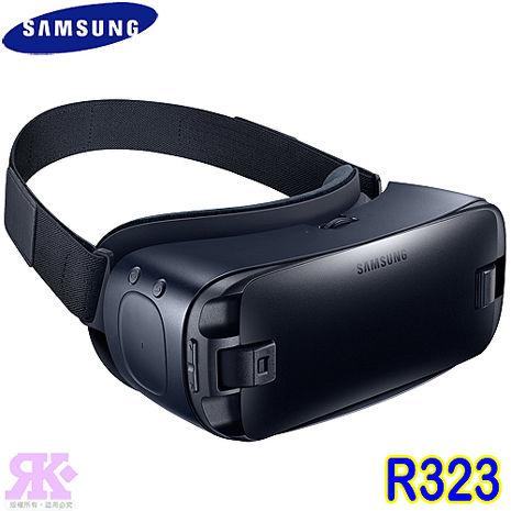 Samsung New Gear VR SM-R323 頭戴式虛擬裝置-贈9000行動電源+奈米噴劑
