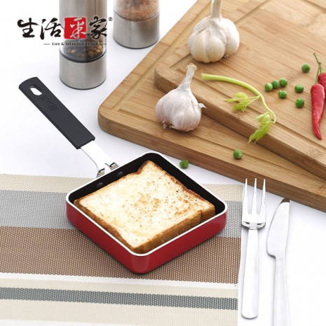 【生活采家】CookerKing系列小資族12cm輕食料理方盤#35006