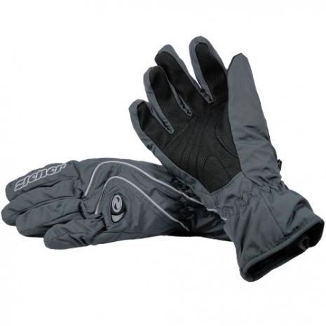 德國名牌【ZIENER】GORE-TEX防水防寒專業運動手套 - 灰(L)