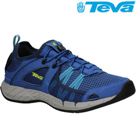 TEVA 水陸兩棲專業多功能運動鞋 Churn - 藍8