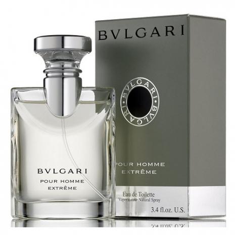 BVLGARI Pour Homme Extrame 寶格麗大吉嶺極緻中性淡香水 100ml
