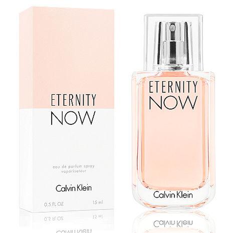 Calvin Klein ETERNITY NOW 即刻永恆女性淡香精 50ml