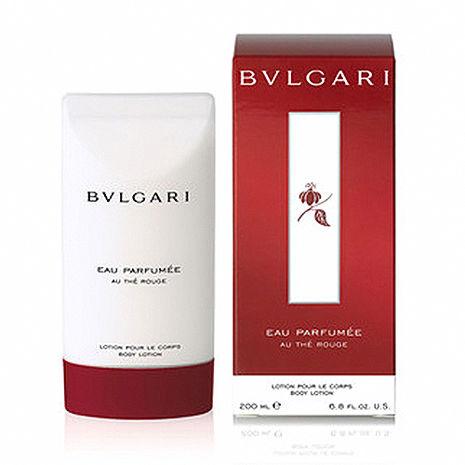 Bvlgari Eau Parfumee au The Rouge 寶格麗紅茶中性身體乳 200ml