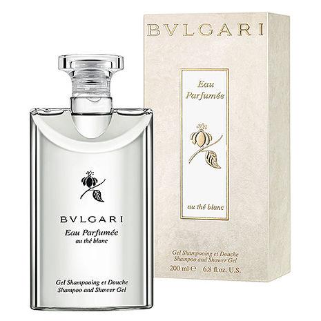 Bvlgari Eau Parfumee au The Blanc 寶格麗白茶中性洗髮沐浴膠 200ml