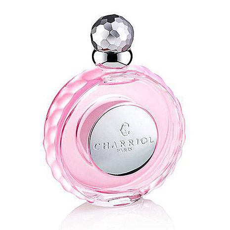 CHARRIOL YOUNG FOR EVER 夏利豪粉漾水晶女性淡香水 100ml tester