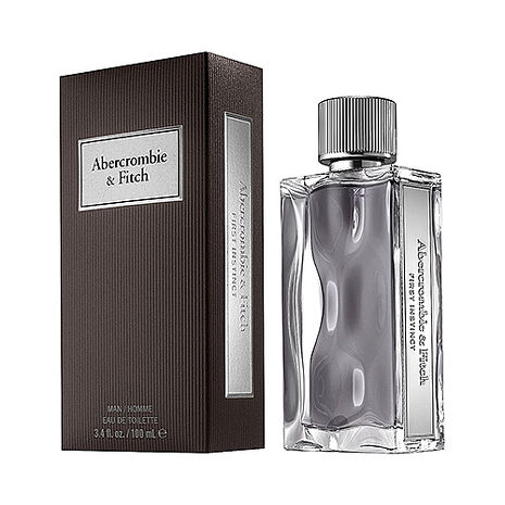 Abercrombie&Fitch A&F First Instinct 同名經典男性淡香水 30ml