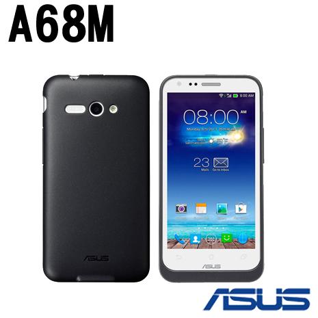 【原廠】 ASUS Padfone E A68M 手機防震保護套-黑-手機平板配件-myfone購物