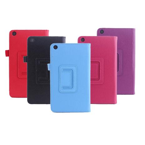 ASUS ZenPad C Z170C 7吋 專用荔枝紋可立皮套