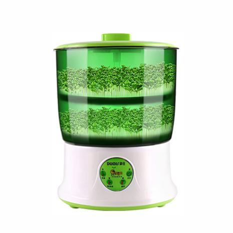家用全自動智能雙層豆芽機