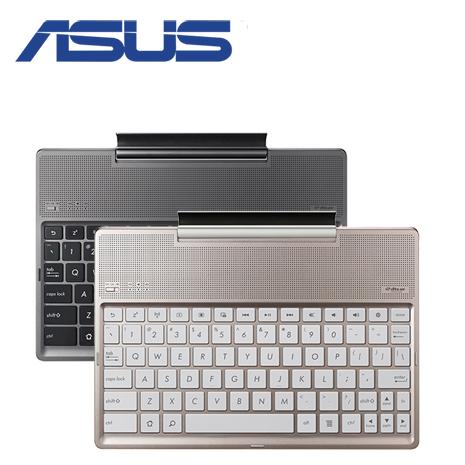 【ASUS 原廠】PAD Audio Dock 藍芽立體聲鍵盤 ( Z300 ) 黑色/金色