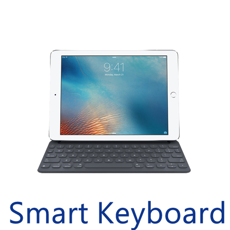"Apple iPad Pro Smart Keyboard  (MNKR2TA/A) for 9.7"" 繁體中文鍵盤"