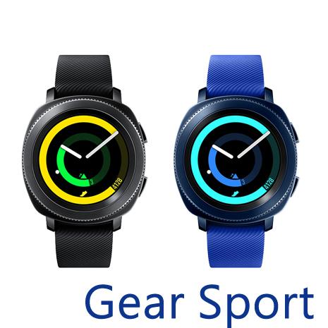 Samsung 三星 Gear Sport 智慧型手錶藍色