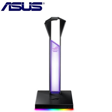 華碩 ROG Throne QI RGB Qi 無線充電耳機架