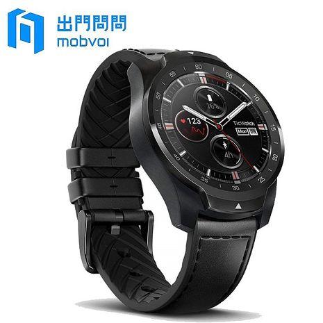 【福利拆封品】Mobvoi 出門問問 TicWatch Pro SmartWatch 智慧手錶-黑色