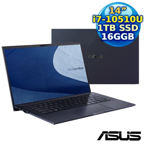 【品味新生活】ASUS B9450FA-0141A10510U ExpertBook 14吋商務筆電(14