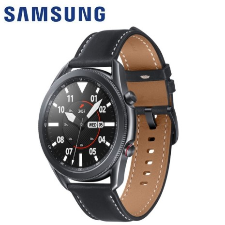 【e即棒】Samsung Galaxy Watch3 R845 (LTE/45mm) 星幻黑(門號專案)
