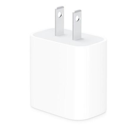 Apple 20W USB-C 電源轉接器 (iPhone 12/iPhone 12 Pro/iPhone 11/iPad Pro/iPad Air/iPad mini )