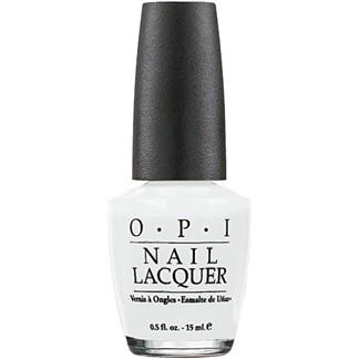 (任選)【OPI】TUXEDO黑白時尚‧極地白雪(NLL00)