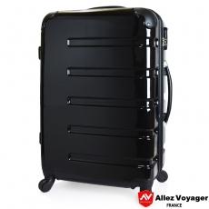 【法國 奧莉薇閣】20吋風華絕色PC鏡面 輕量旅行箱行李箱登機箱