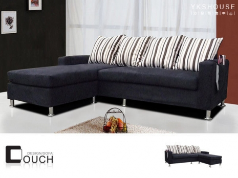 【COUCH】戀戀家居獨立筒布沙發組