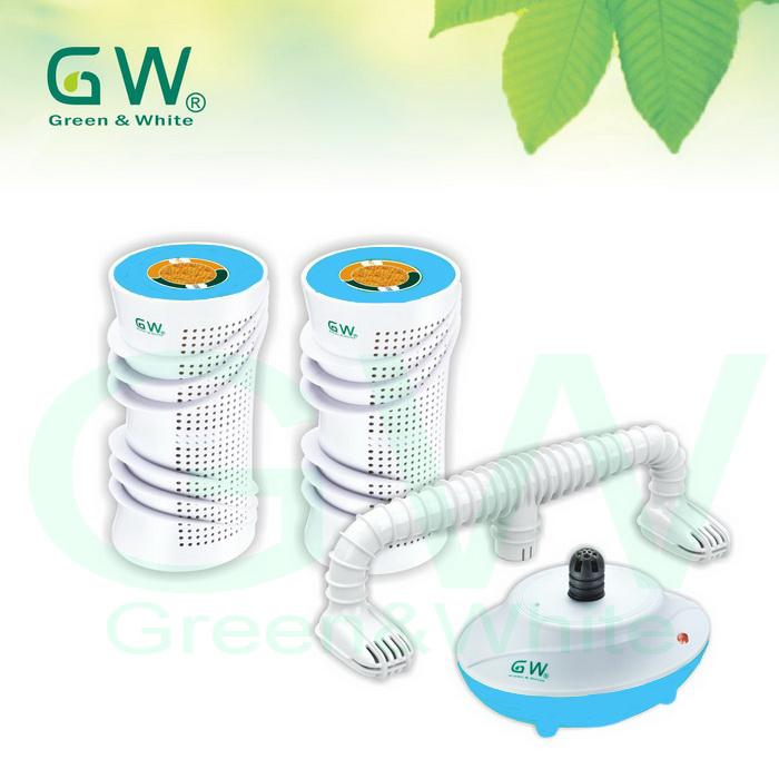 GW 水玻璃分離式除濕機4件組