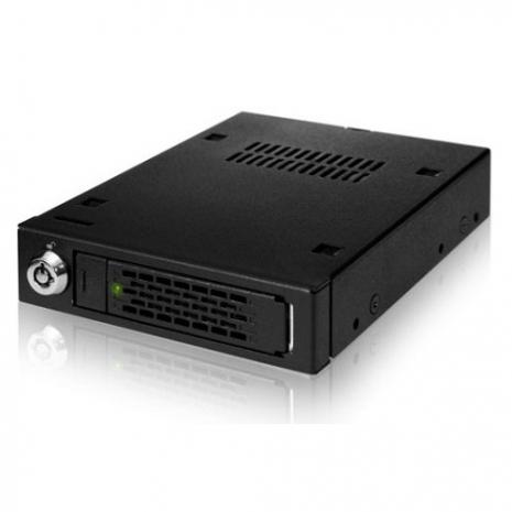 ICY DOCK 2.5吋SAS&SATA硬碟抽取盒-MB991IK-B