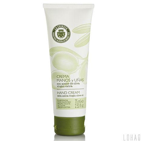 【LA CHINATA 希那塔】極緻經典橄欖油護手護甲霜75ml